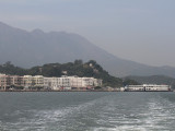Mui Wo from the ferry