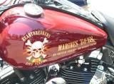 Harley decorations: Marines 64-68