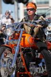 Harley Davidson 105th Anniversay Parade Candids