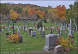 CEMETERY AUTUMN 2008