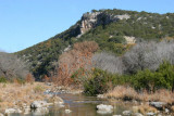 A Stream in the Hill Country