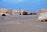 Campsite: White Desert