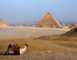 Watching the Pyramids