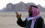 Mohammed...explaining something...
