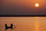 Rowing the Lake