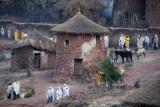Village Scene: Lalibela II