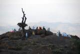 Overlooking Lalibela