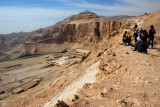 Above Hatshepsut