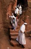 Cave View II: Lalibela