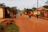 Streets of Abomey
