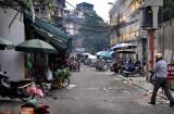 Street Scene: Hanoi