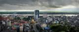 Over Yangon
