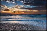 Herzliya Beach Sunset