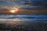 Herzliya Beach Sunset 2