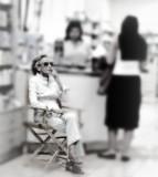 Waiting in Pharmacy , Venice