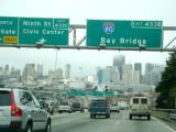 To San Francisco