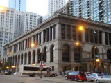 Chicago Cultural Center (the old Library Center)