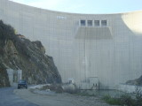 Tsankov Kamuk - The dam and the power station