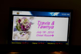 Travis and Tawnya's Wedding