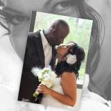 Sayeed and Anna's Wedding Album Spreads