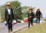 More Amish