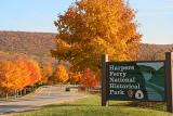 Fall Color Harpers Ferry NHP