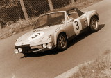 Porsche 914-6 GT S-W 1949 - sn 914.043.2543 - Photo 6