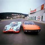 Porsche 914-6 Turns 40 Years Old! - Spa Porsche 917 (small)