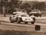 Schutzvan-Lennep Porsche 906 at Sebring 1967