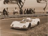 Hermann-Stommelen Porsche 908 Targa Florio 1969 Race Photo