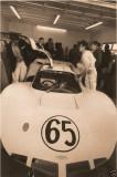 Chaparral Phil Hill Daytona 1966 Race Photo