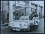 1970 Porsche 914-6 Dealer Photo