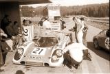 Porsche 917 and 911 ST