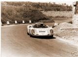3rd Place Porsche 910 of Elford-Neerspasch, Targa Florio 1967