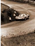 Ferrari Dino 206S of Guichet-Baghetti heads for 2nd Place, Targa Florio 1966