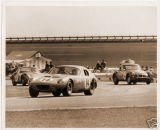 Shelby Cobra Daytona at Daytona 1965