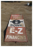 Zero Down & EZ Financing