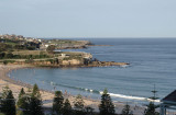 North over Coogee Beach