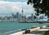 Auckland from Devonport