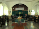 Interior, Methodist church