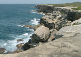 South from Cape Solander