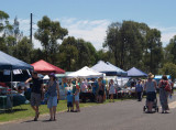 Local Market at the Showground