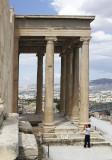 Acropolis - Erecththeion North Porch