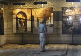 Hagia Sophia man and exhibit.jpg