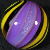 Anthony 'Fulton' Parker, Sunsoaked Violet Size: 1.36 Price: SOLD