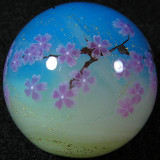 Cherry Blossom Monday Size: 1.28 Price: SOLD