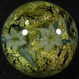 Lilies of the Golden Valley Size: 1.29 Price: SOLD