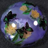 Violet Effervescence Size: 2.06w x 1.20h Price: SOLD