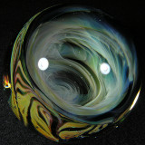 Galactic Whirlpool Size: 2.44 Price: SOLD