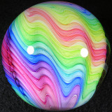 Red Pivot Rainbow  Size: 2.62  Price: SOLD
